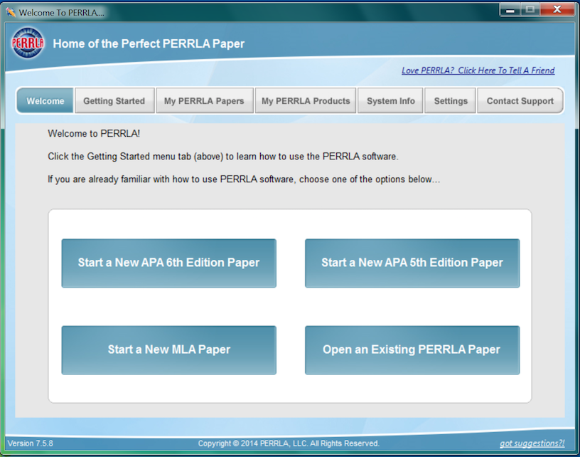 apa 6th edition software free download